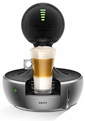 dolce gusto drop zilver