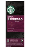 Starbucks Nespresso Fairtrade