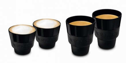 nespresso touch collectie set