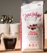 Jones Brothers Coffee Italian Lover