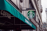 Starbucks Shop Logo