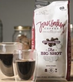 Jones Brothers Coffee The Big Shot